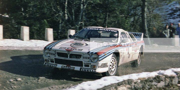 Monte Carlo 1984 - Bettega