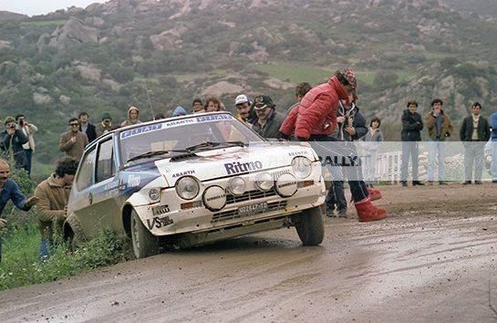Costa Smeralda 1981 - Bettega