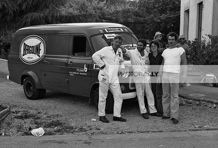 campagnolo 1977, assistenza bergoline