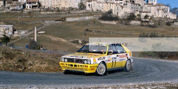 MONTE CARLO 1989  CERRATO