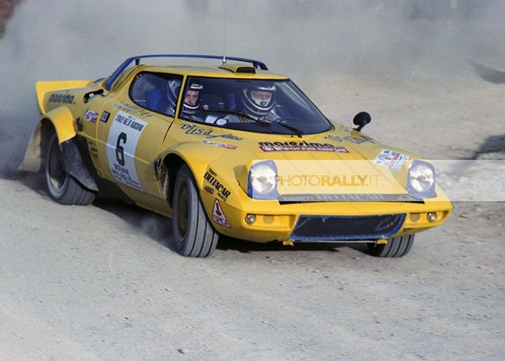 RALLY DI RADICOFANI 1981