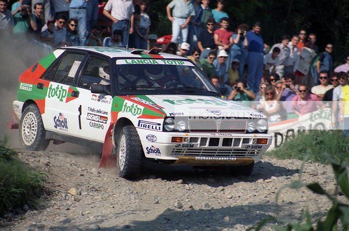 RALLY DELLA LANA 1988 - DARIO CERRATO - GEPI CERRI - FOTO INEDITE E ESCLUSIVE DEL RALLY - PER INFORMAZIONI SCRIVI A INFO@PHOTORALLY.IT